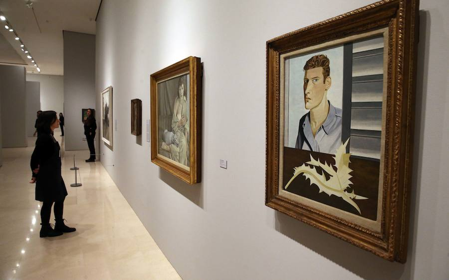 Photos: The Tate brings Freud, Bacon and the London School to Malaga