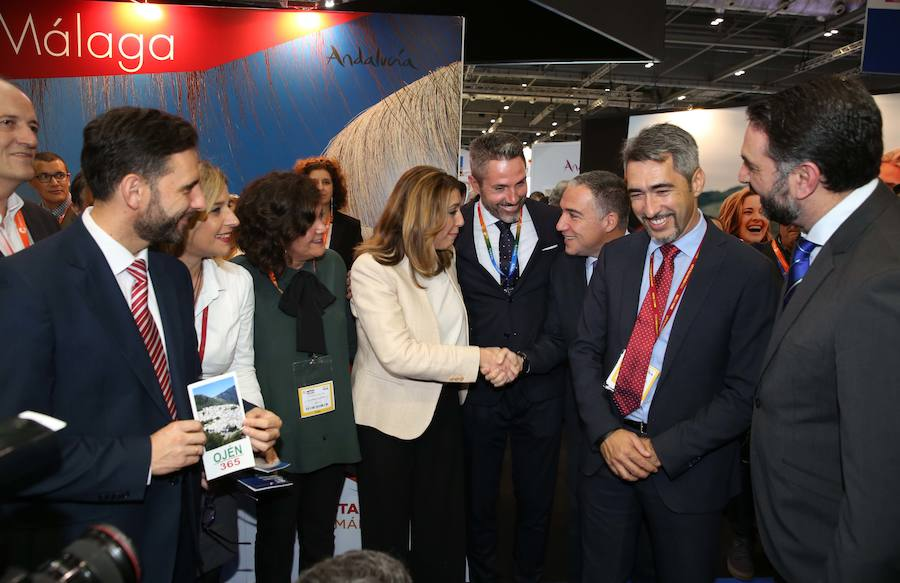 Southern Spain at the World Travel Market