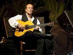 Spain's most international flamenco guitarist, Paco de Luc�a, dies aged 66