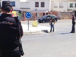Cuts leave Malaga and Costa police forces at minimum levels over the summer
