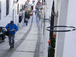Mijas Pueblo enhances its Andalusian charm factor yet further