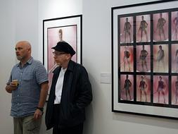 Duffy's 'Bowie Series' on show in Malaga