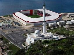 Gibraltar's Football Association reveals plans for new stadium