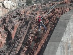 Caminito del Rey - a first step to a new life