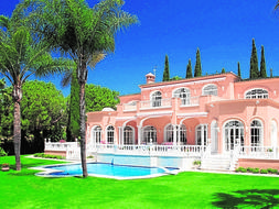 Prince's Marbella mansion up for sale