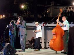 Groups from around Europe take to the stage at the eighth Mijas Blues Festival