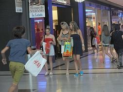 Traditional summer sales bring customers out of the woodwork and into the stores