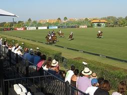 Polo, the social scene of Sotogrande