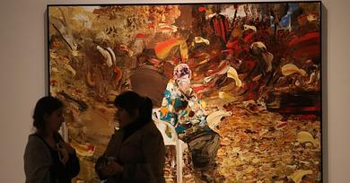 Adrian Ghenie: the painting of loss