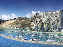 Gibraltar Land