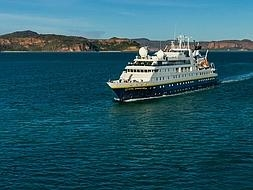 Five of the world's newest luxury liners to make their first visit to Malaga this year