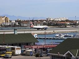 Gibraltar airport is looking forward to a record summer this year