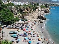 Nerja voted Spain's prettiest coastal town in competition on German hotel website
