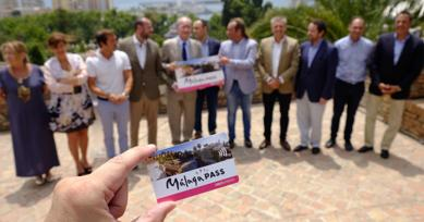 Malaga introduces a new card with many benefits for tourists