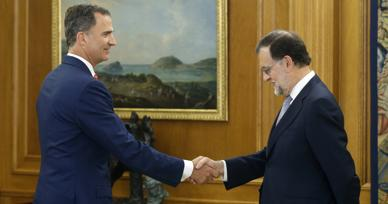 Rajoy accepts King Felipe's invitation to try to form a new government