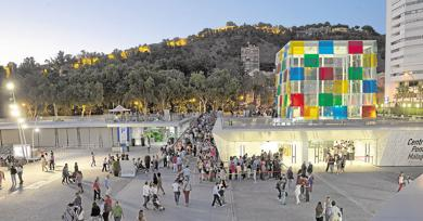 The New York Times once again names Malaga as a cultural hub