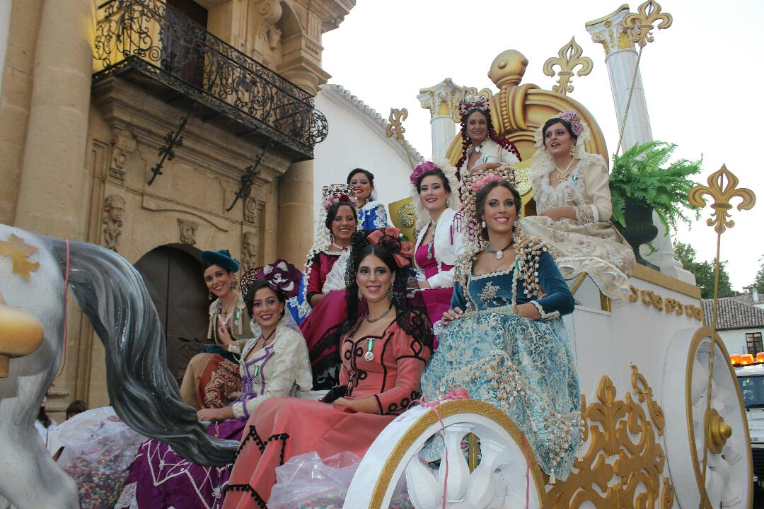 Ronda goes Goyesque for annual fair
