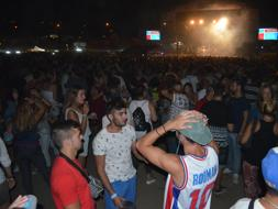 Over 13,000 attended Nerja's first Chanquete World Music festival