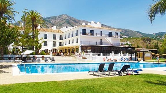 Ilunion takes control of four star hotel hacienda puerta - Hotel puerta del sol mijas ...