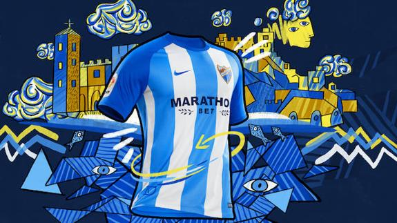 Malaga launch new kit to mark tenth consecutive year in the top ... f321c1800922e