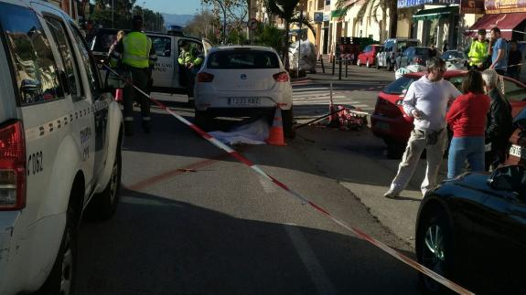 German woman killed in Torrox Costa accident   surinenglish com