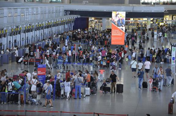 Image result for Malaga airport