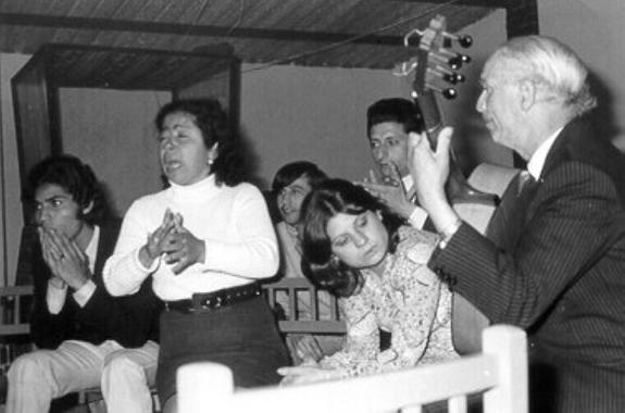 9 February 1927 Birth Of Celebrated Flamenco Singer La Fernanda De Utrera Sur In English