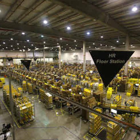 Amazon Delays Its Malaga Base Opening Surinenglish Com