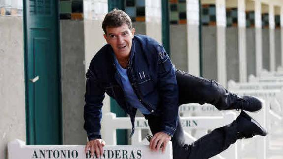 Antonio Banderas Begins His Malaga Theatre Project With Adjoining