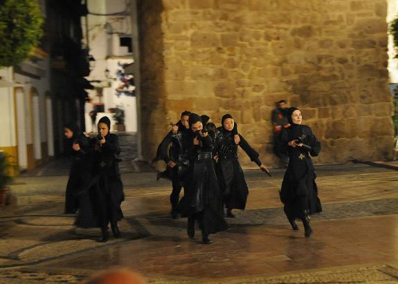 5 series like Warrior nuns