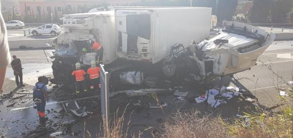 Two are killed in accident on A-7 motorway near Benagalbón